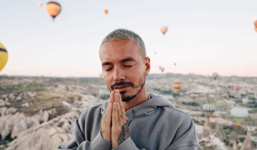 J Balvin's Instagram Live Stream from August 18th 2019.