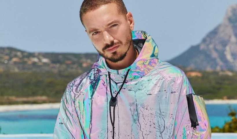 J Balvin's Instagram Live Stream from August 24th 2019.