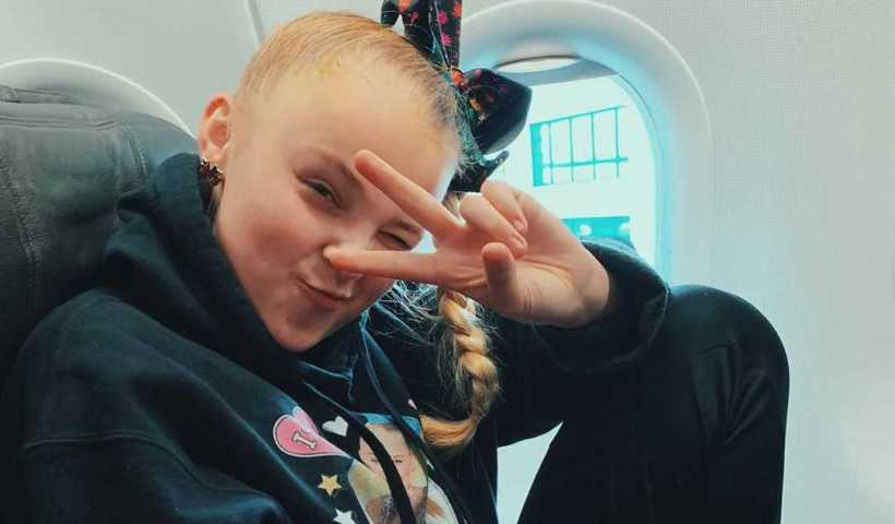 Jojo Siwa's Instagram Live Stream from October 8th 2019.