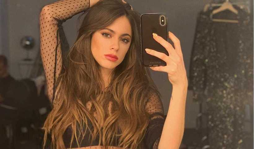 """Martina """"TINI"""" Stoessel's Instagram Live Stream from September 30th 2019. TINI Goes Live on Instagram before her performance for fans."""