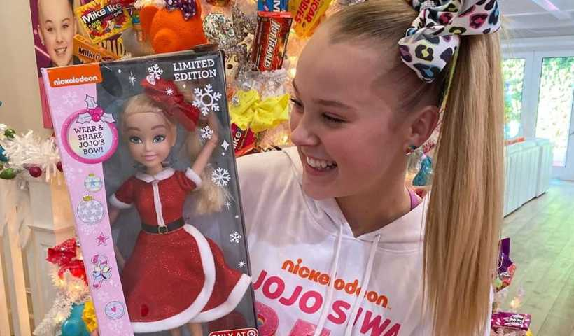 Jojo Siwa's Instagram Live Stream from November 11th 2019.