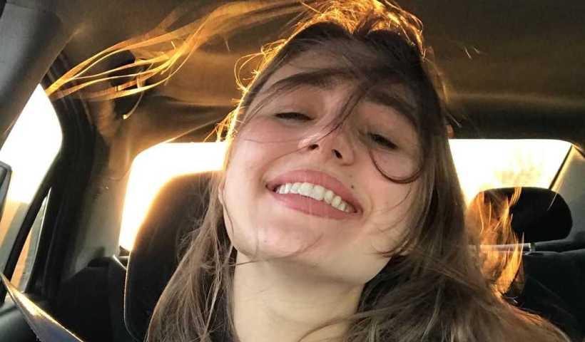 Lia Marie Johnson's Instagram Live Stream from November 1st 2019.
