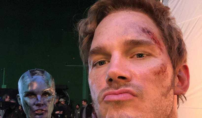 Chris Pratt's Instagram Live Stream from November 17th 2019.