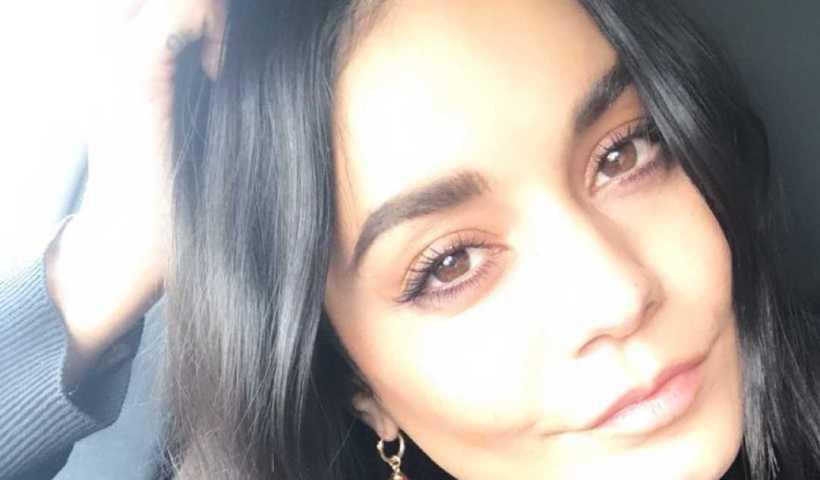Vanessa Hudgens Instagram Live Stream from November 21th 2019.