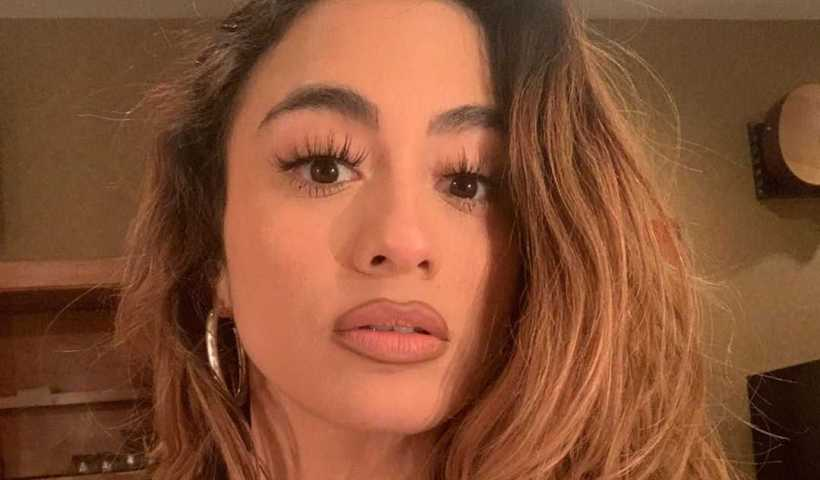 Ally Brooke's Instagram Live Stream January 14th 2020.