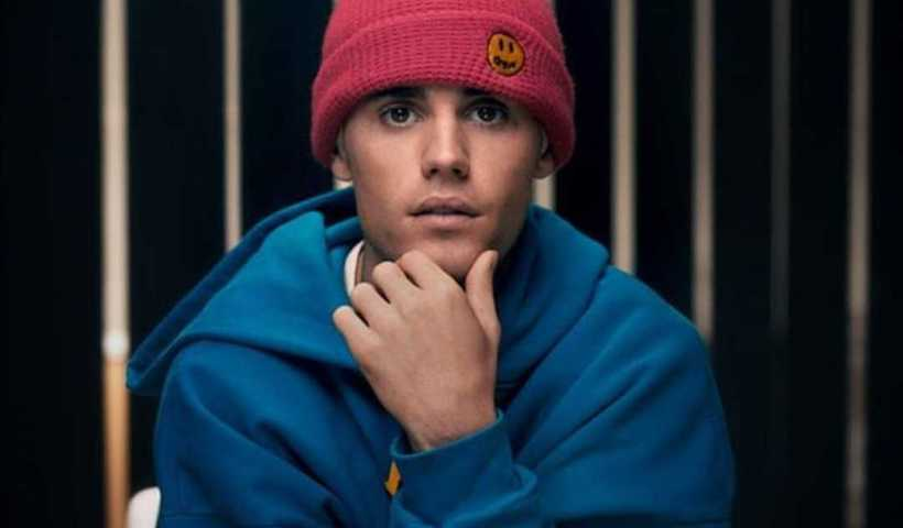 Justin Bieber's Instagram Live Stream from January 8th 2020.