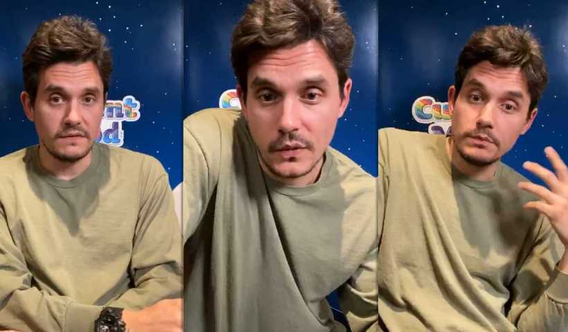 John Mayer's Instagram Live Stream from March 22th 2020.