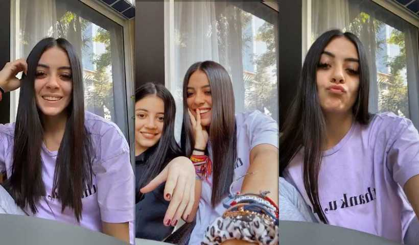 Sabina Hidalgo's Instagram Live Stream from March 22th 2020.