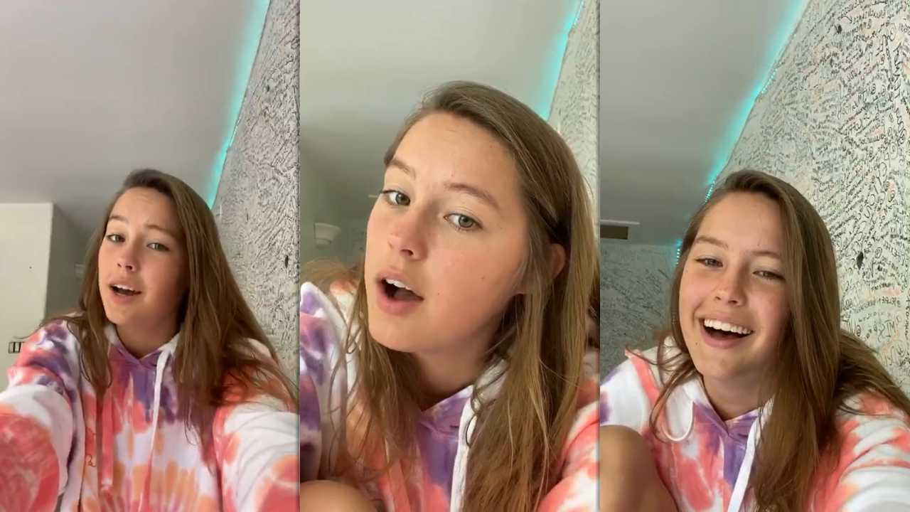 Peyton Coffee   Instagram Live Stream   28 April 2020   IG ...