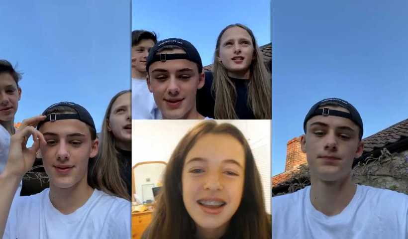 William Franklyn Miller's Instagram Live Stream from April 11th 2020.