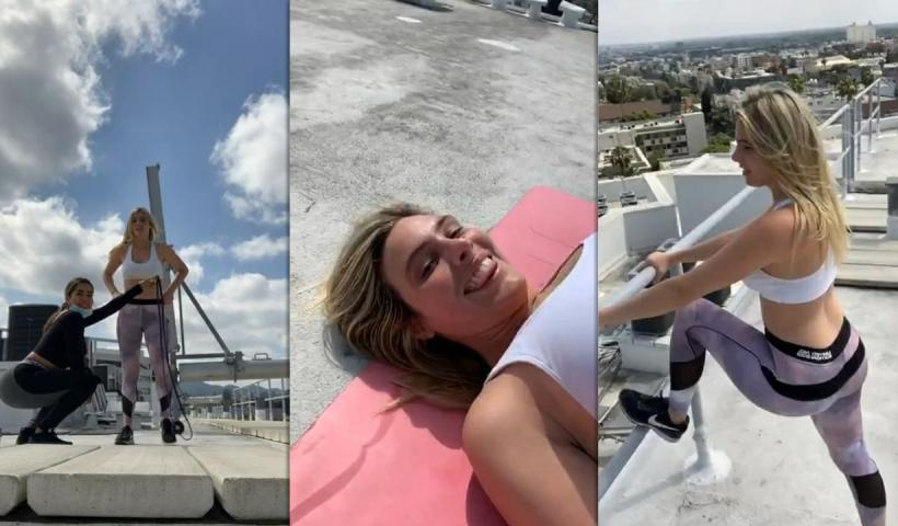 Lele Pons Instagram Live Stream from May 11th 2020.