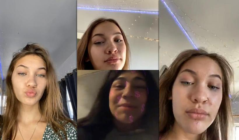 Hali'a Beamer's Instagram Live Stream from June 9th 2020.