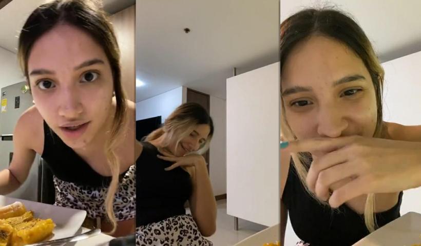 Mariam Obregón's Instagram Live Stream from June 11th 2020.
