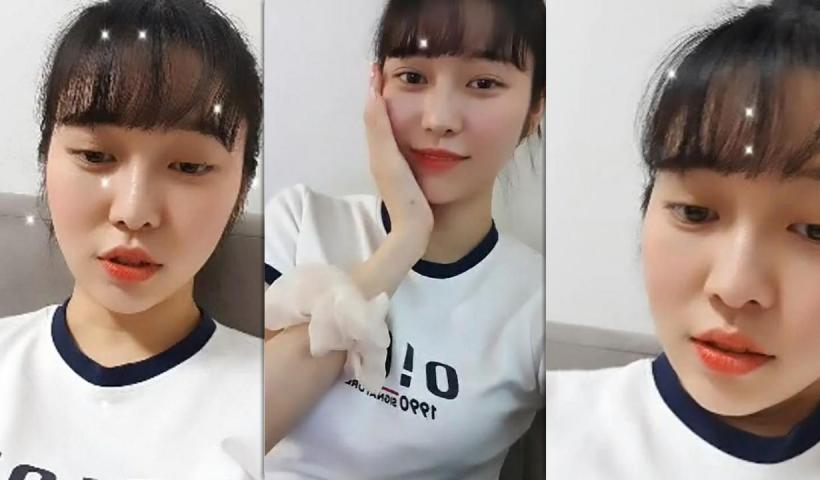 Jane (MOMOLAND)'s Instagram Live Stream from August 27th 2020.