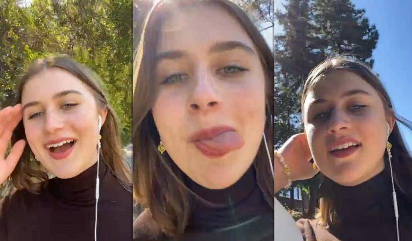 Brooke Butler's Instagram Live Stream from March 28th 2021.