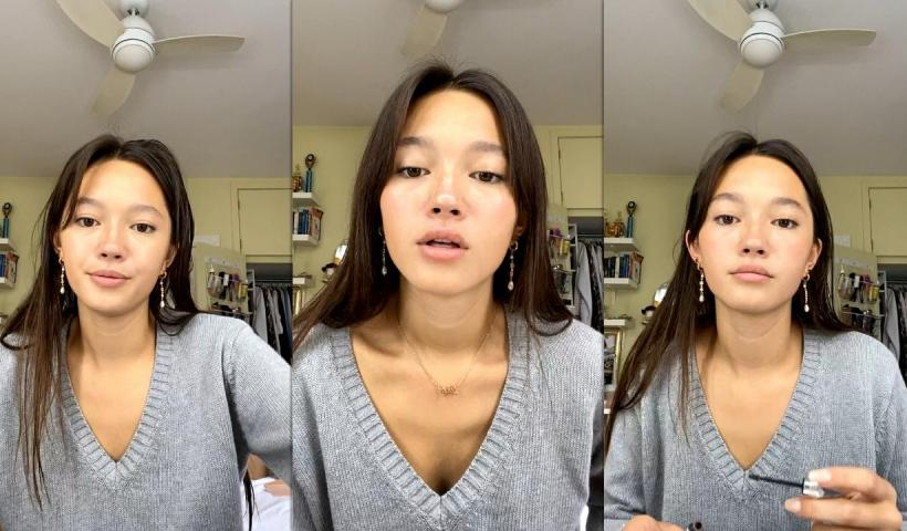 Lily Chee's Instagram Live Stream from June 12th 2021.
