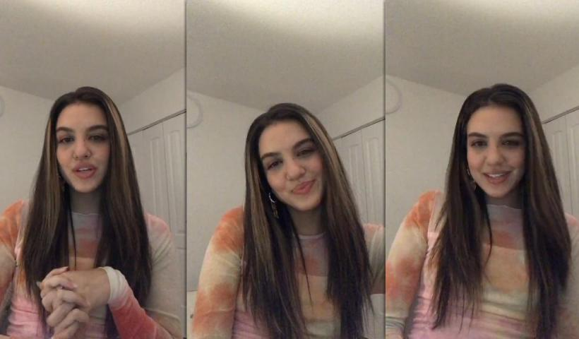 Lilimar Hernandez's Instagram Live Stream from July 26th 2021.