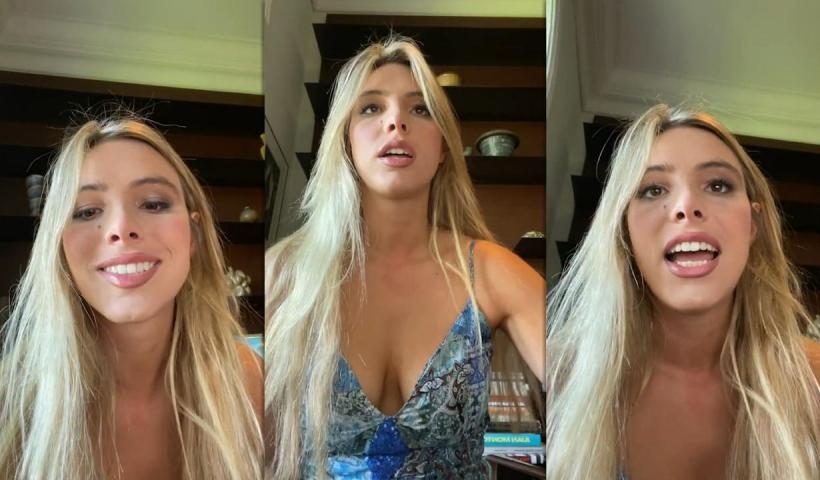 Lele Pons Instagram Live Stream from August 20th 2021.