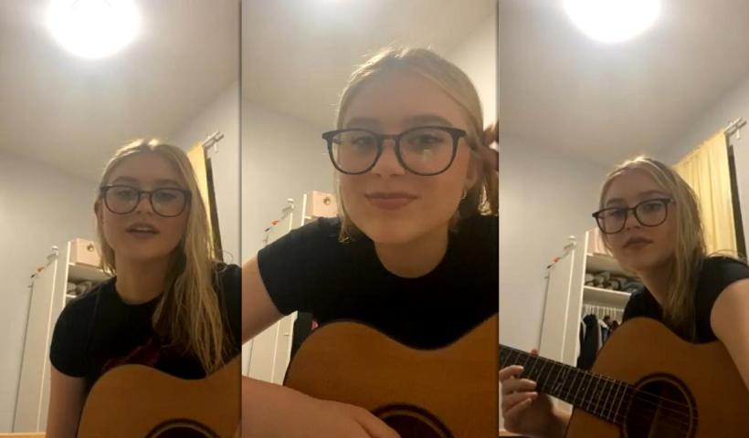 Brooke Butler's Instagram Live Stream from September 23th 2021.