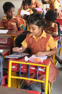 CM Education children at their desks