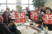 Bad Langensalza: Einkommen, Arbeitszeit, Gerechtigkeit - Die Ost-West-Angleichung ist überfällig