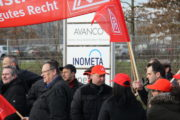 """Betriebsrat von INOMETA Herford: """"Unsere Antwort ist Solidarität und Widerstand"""""""