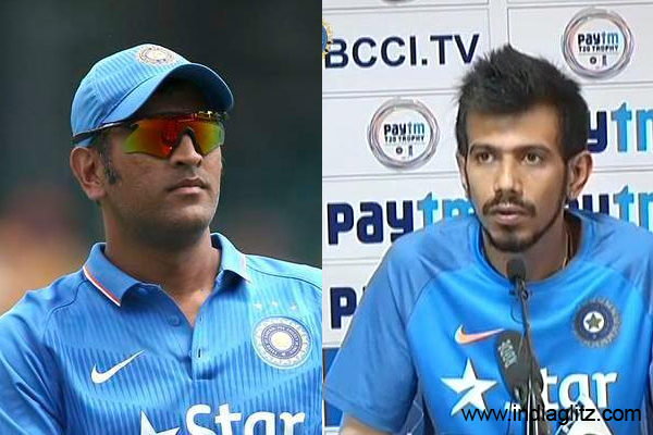 Reason For Dhoni Scolding Yuzvendra Chahal Who Took 6