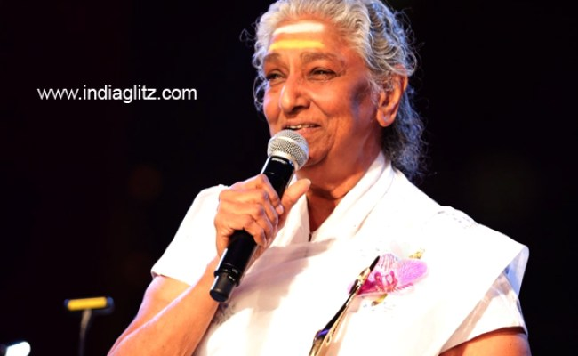 Melody Queen S Janaki Retires After 60 Years Singing