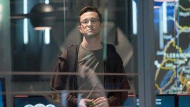 Photo of Snowden
