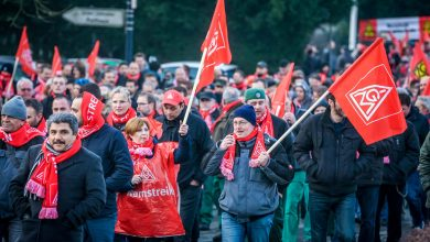 Photo of Nein zur Nullrunde! – Ja zu Aktionen!