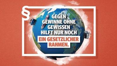 Photo of Für Menschenrechte und soziale Mindeststandards