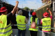 Streiknachrichten #6: Provokation von RIVA: Der Streik geht weiter!