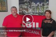 Solidarität von der CGIL Toscana