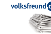 Volksfreund: Streik - Metaller demonstrieren