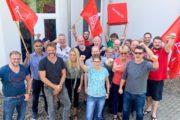 Betriebsräte in Beverungen solidarisch!