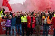 Streik bei Riva - Ein Erfahrungsbericht: Am Anfang skeptisch – jetzt ganz vorne dabei