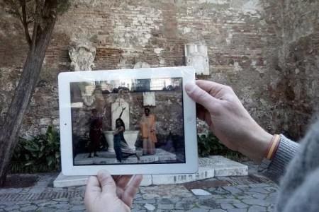Realidad Aumentada Augmented Reality Turismo Experiencial RA