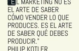 Philip Kotler - El Marketing no es vender, sino saber qué vender