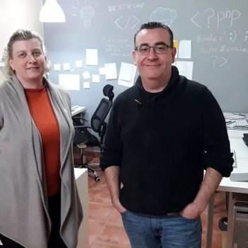 Entrevista a Mercedes Romero y Roberto Miralles, expertos en WordPress - podcast