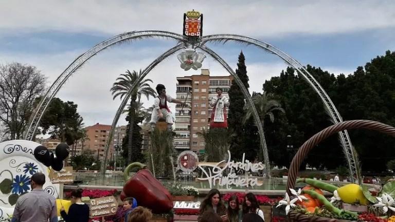 Entierro de la Sardina Murcia - Plaza Circular
