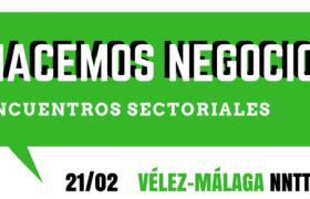 Encuentro sobre los retos del mercado tecnológico en Vélez Málaga - tecnología y social media