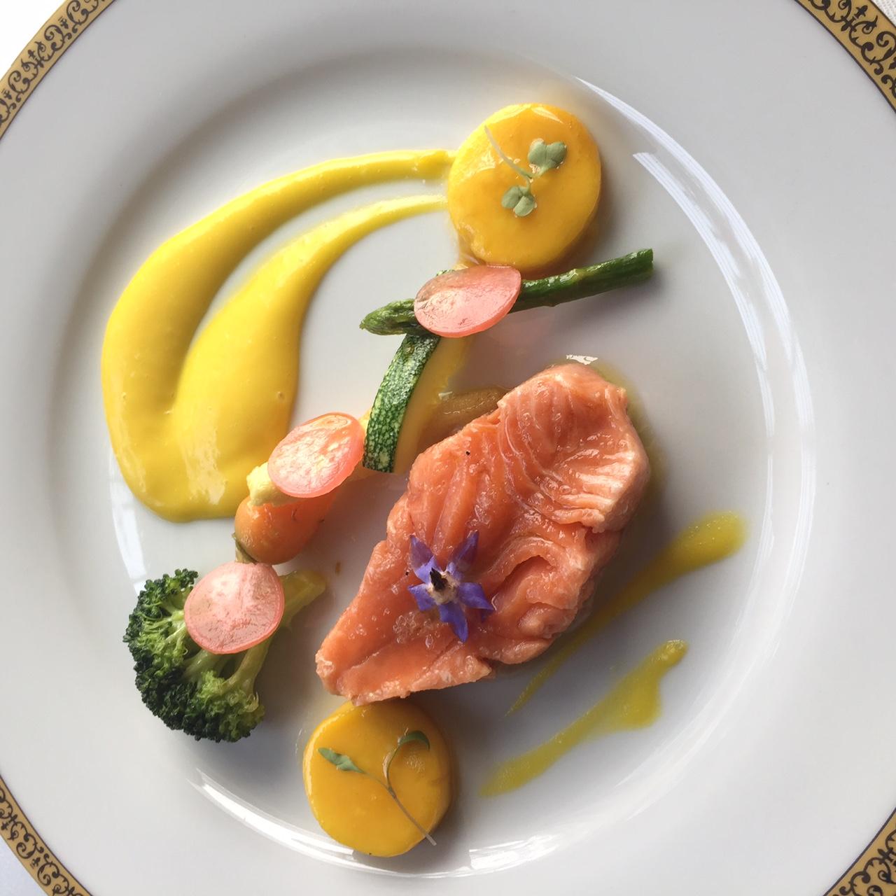 Le Soleil de vuelta a la cocina francesa  Ignacio Medina