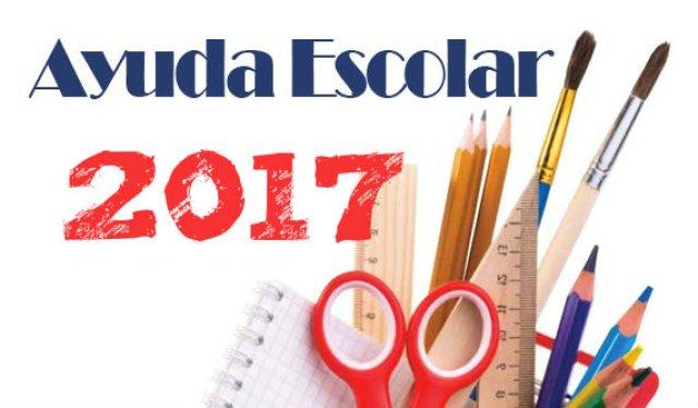 Cuándo se cobra la ayuda escolar 2017