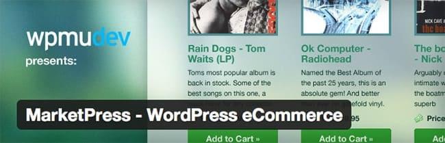 mejores plugins wordpress ecommerce marketpress
