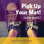 Pick Up Your Mat meditation