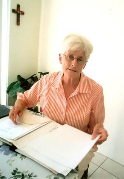 Sr. Kathleen Erickson