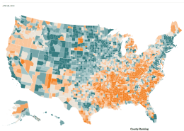 Where Are the Hardest Places to Live in the U.S.?