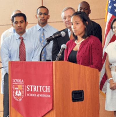 Loyola University Chicago - DREAMer Medical Students