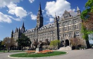 Georgetown University ann