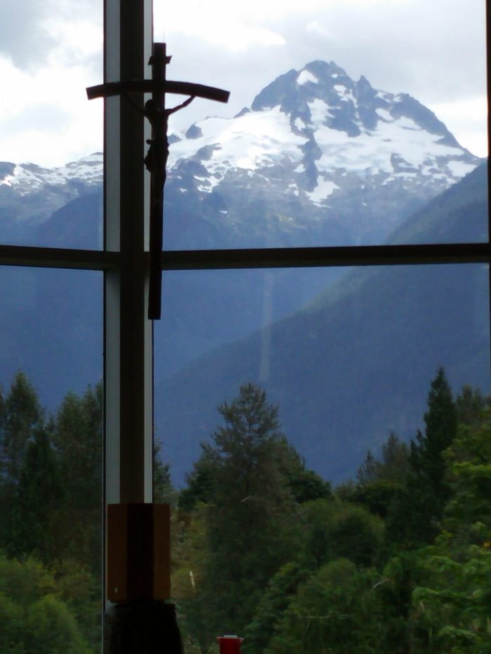 Queen of Peace Monastery, Squamish, BC. Source: Joan Levy Earle
